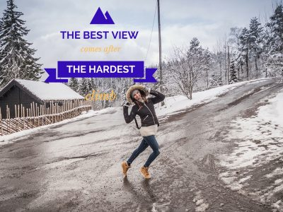 get nice views