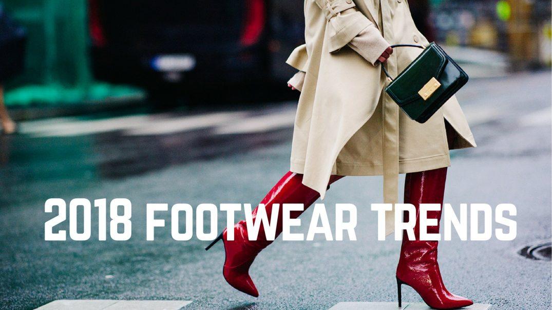ladies footwear designs
