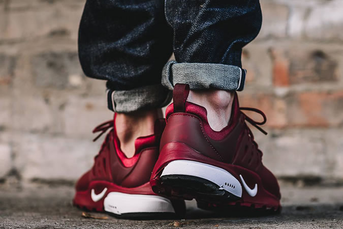 Red release nike