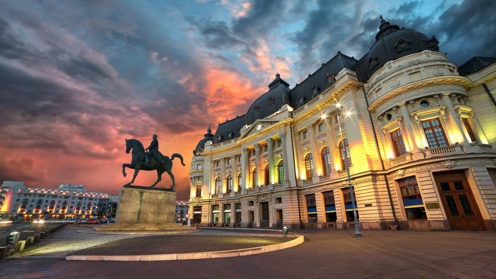 visit Bucharest