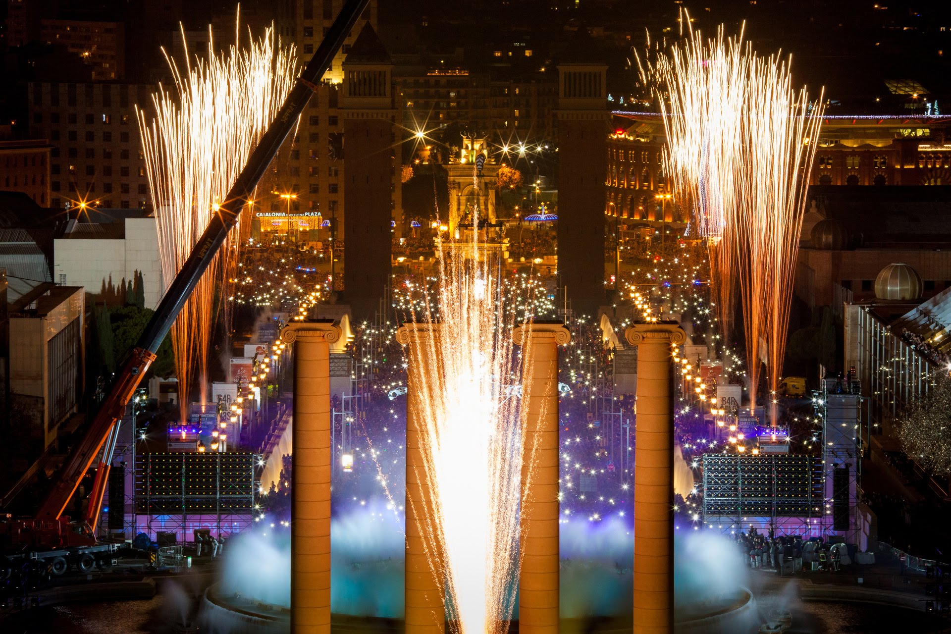 top destinations new year´s eve