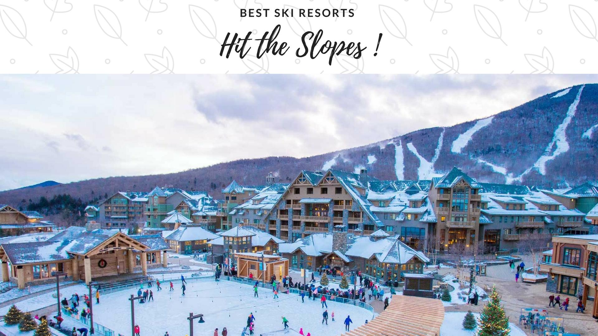 Best Ski Slopes