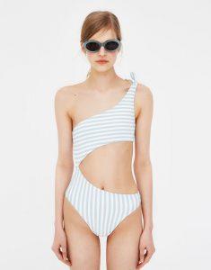 shop beachwear campaign